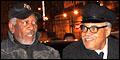 """""""A Meeting of the Hokes"""" Morgan Freeman Visits Driving Miss Daisy"""