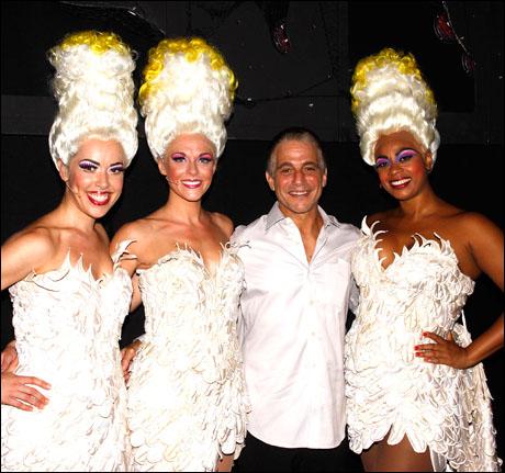 Esther Stilwell, Ashley Spencer, Tony Danza and Anastacia McCleskey