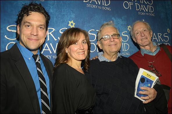 Aaron Serotsky, Janet Metz,Richard Maltby, Jr. and David Shire