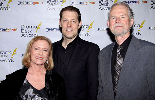 Eve Plumb, John Bolton and Joseph Robinette