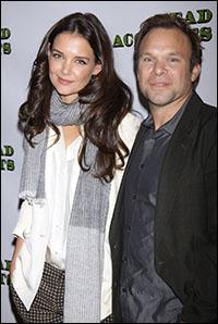 Katie Holmes and Norbert Leo Butz