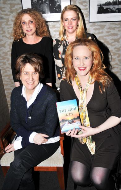 Carole Kane, Melissa Joan Hart, Katie Finneran and Delia Ephron