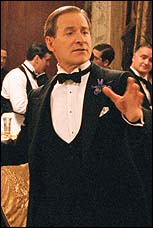 Kevin Kline as Cole Porter in