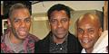 Denzel Washington Visits The Scottsboro Boys