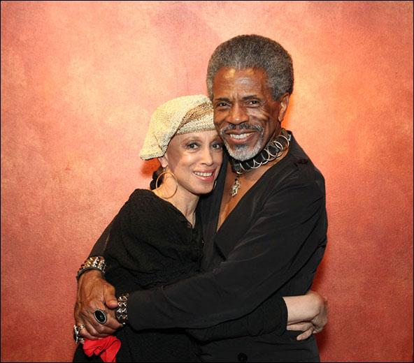 Mercedes Ellington and Andre De Shields