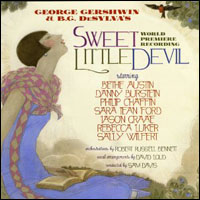 Cover art for <i>Sweet Little Devil</i>