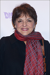 Priscilla Lopez at opening night of <i>Disaster!</i>