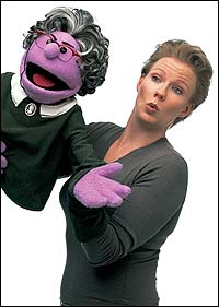 <I>Avenue Q</I> star Jennifer Barnhart