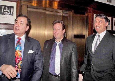 Lee Roy Reams, Wade Preston and Robert Cuccioli