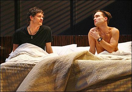 Scott and Galecki