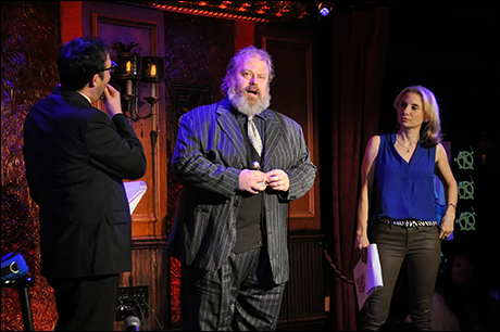 Steve Rosen, Eric Leviton and Sarah Saltzberg