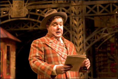 Bruce Dow in Guys and Dolls