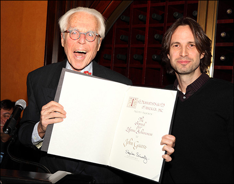 John Guare, Daniel Goldfarb
