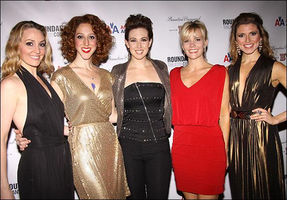 Shannon Lewis, Alison Cimmet, Kiira Schmidt, Jennifer Foote and Janine DiVita
