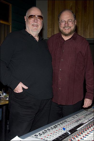 Paul Gemignani and Rupert Holmes
