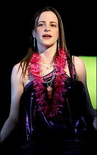 <I>The Drunken City</I> star Maria Dizzia.