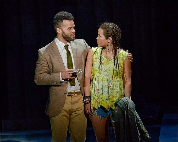 Justin Keyes and Elizabeth Judd