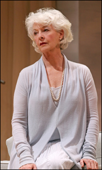 Jane Alexander in <i>The Lady From Dubuque</i>.