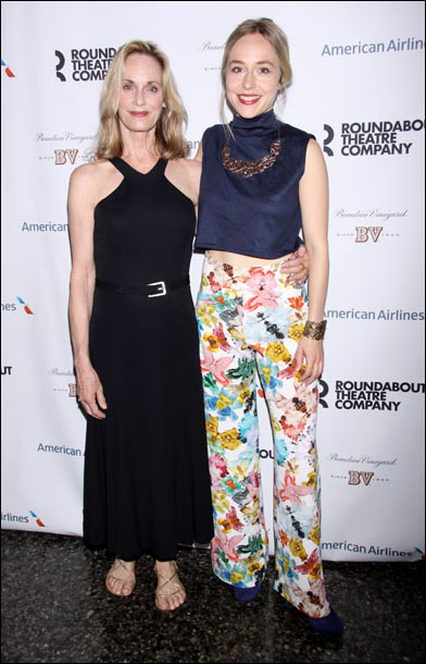 Lisa Emery and Sarah Goldberg