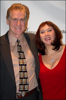 Paul O'Brien and Sandra Shipley