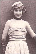 Doris Eaton in <i>Ziegfield Follies</i> of 1918