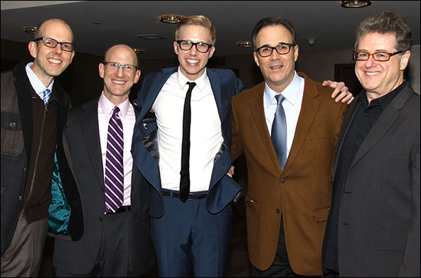Jeff Blumenkrantz, Douglas J. Cohen, Sam Willmott, John Bucchino and Robert L. Freedman