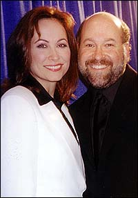 Linda Eder and Frank Wildhorn