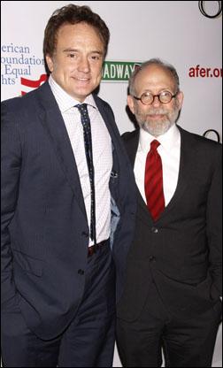 Bradley Whitford and Bob Balaban
