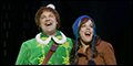 Jordan Gelber, Leslie Kritzer, Beth Leavel and Wayne Knight in Elf on Broadway