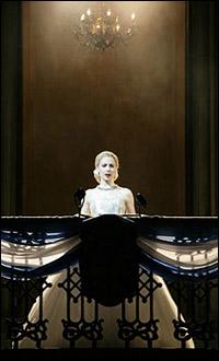 Elena Roger in <I>Evita</I>
