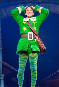 Sebastian Arcelus in <i>Elf</i>.