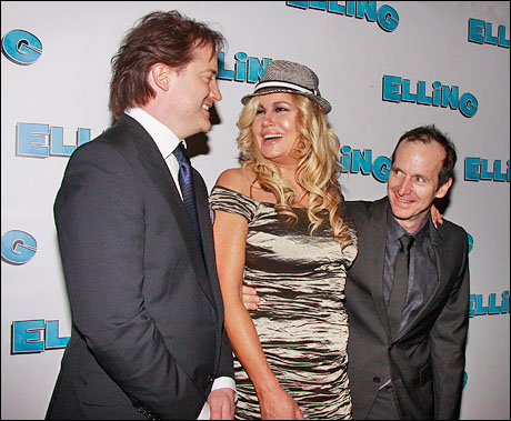 Brendan Fraser, Jennifer Coolidge and Denis O'Hare