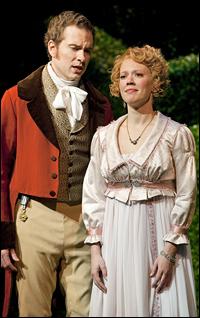 Adam Monley and Patti Murin in <i>Emma</i>