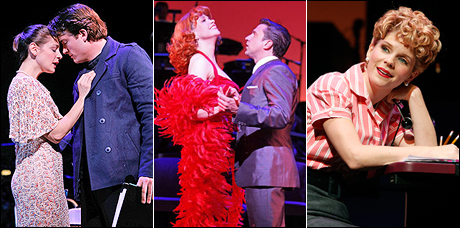 City Center Encores! offered three productions: Harold Rome's Fanny in February, Stephen Sondheim's Anyone Can Whistle in April and Jule Styne, Betty Comden and Adolph Green's Bells Are Ringing in November.