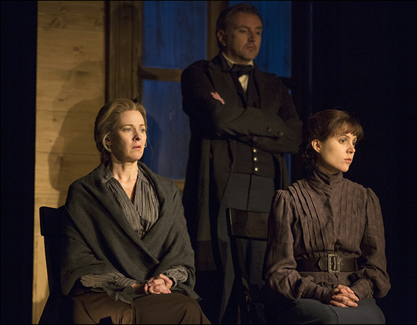 Kathleen McNenny, Randall Newsome and Maïté Alina