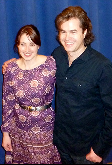 Lucy Prebble and Rupert Goold