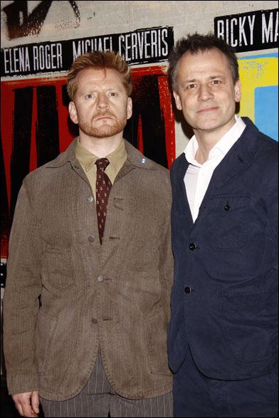 Christopher Oram and Michael Grandage