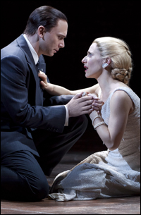 Michael Cerveris and Elena Roger