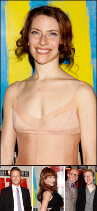 Elena Roger; guests Will Chase, Kathy Griffin, Jesse Tyler Ferguson and Anthony Rapp