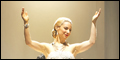 Elena Roger, Ricky Martin and Michael Cerveris in Broadway's Evita