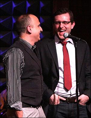 Julian Fleisher and Ken Clark