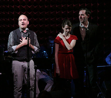 Julian Fleisher, Kristen Sieh and Erik Lochtefeld