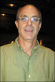 Bookwriter Jim Lewis