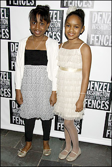 SaCha Stewart-Coleman and Eden Duncan-Smith