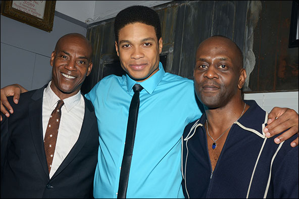 John Earl Jelks, Ray Fisher, K. Todd Freeman