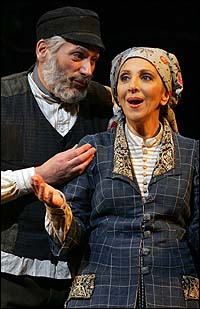 Re Cast Fiddler On The Roof With Fierstein And Martin