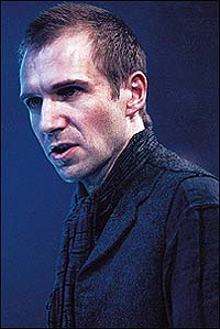 Ralph Fiennes in <I>Brand.</I>