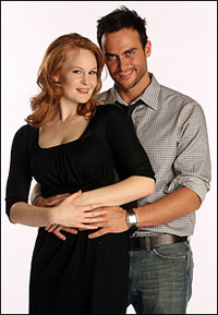 <I>Finian's Rainbow</I> stars Kate Baldwin and Cheyenne Jackson