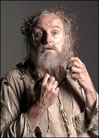 Colm Feore as <i>King Lear</i>