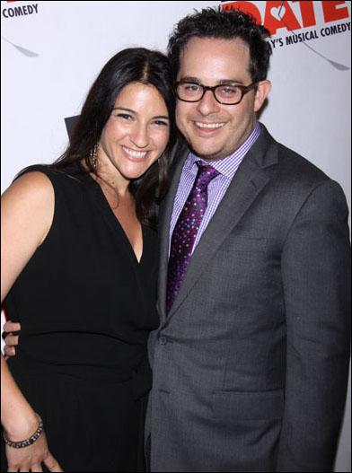 Amy Winsberg and Austin Winsberg